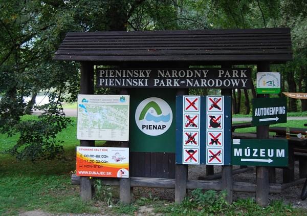 Пьенинский национальный парк