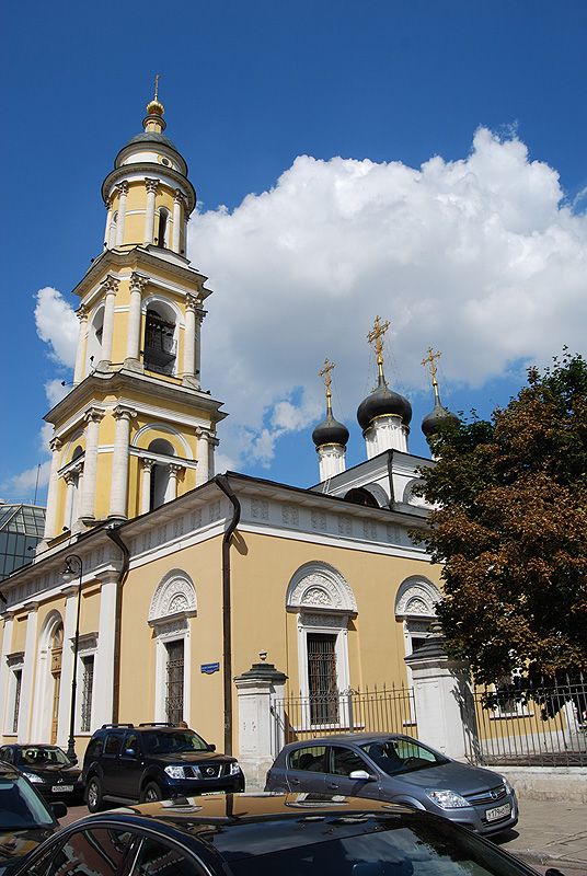 Церковь Николы в Толмачах