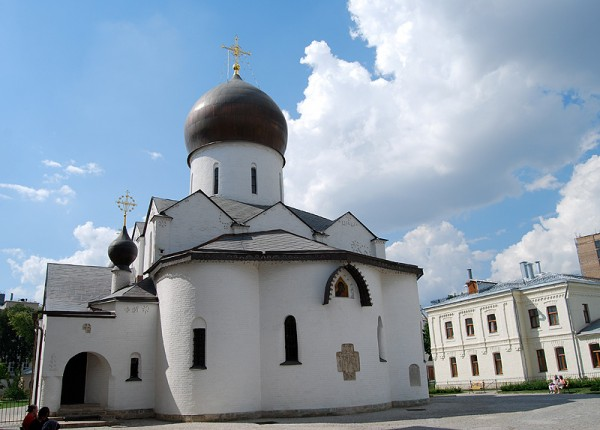 Храм во имя Покрова Пресвятой Богородицы