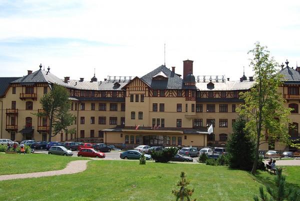 Гранд Отель. Высокие Татры