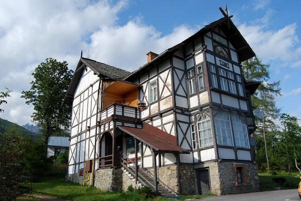 Местный дом