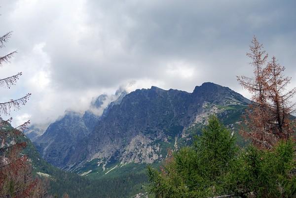А горы все круче
