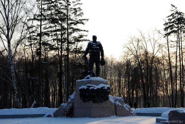 Памятник воинам-интернацианалистам