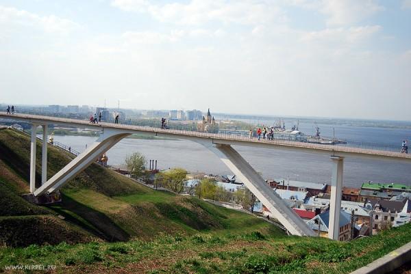 Мост над оврагом