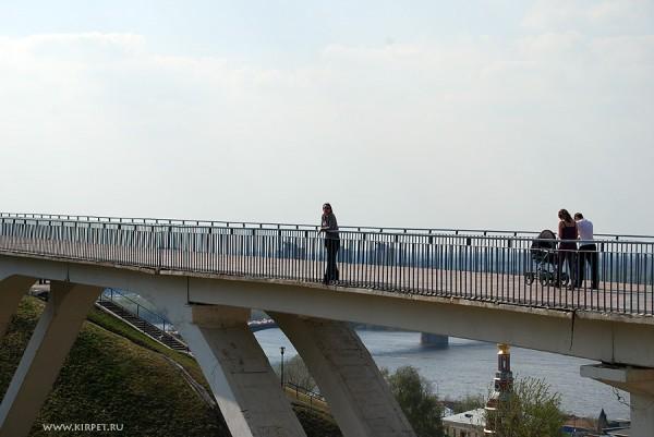 На мостике