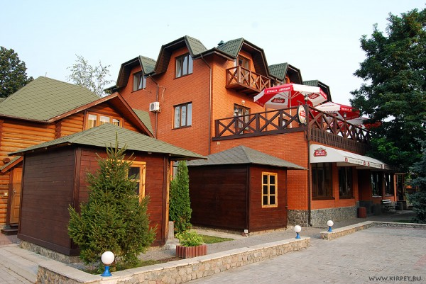 Мотель Гребинки