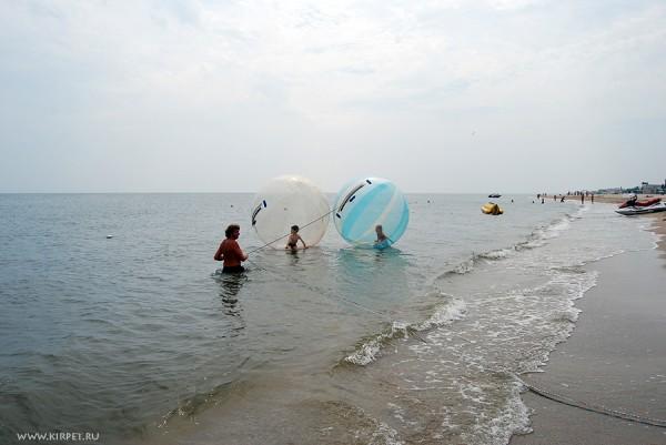 В пузыре
