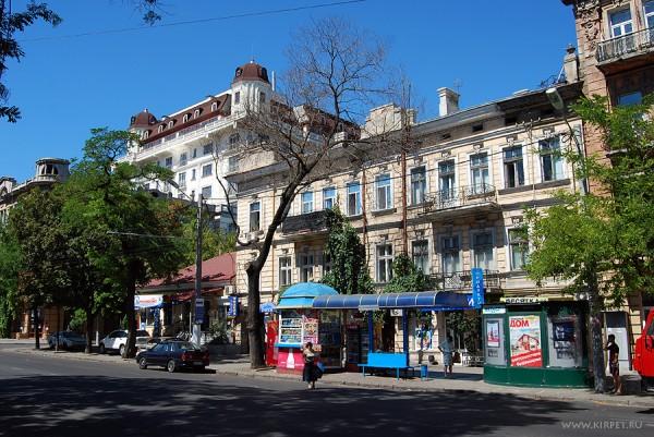 Типичная Одесса