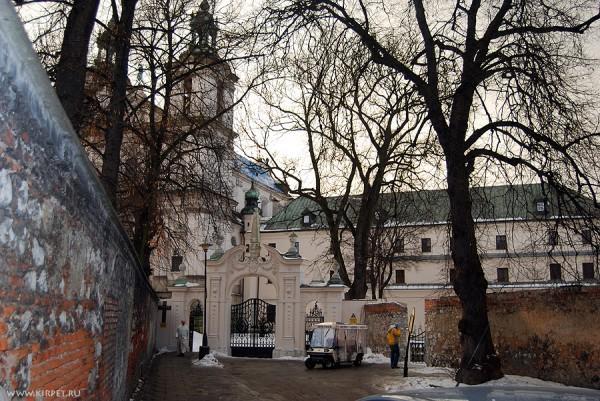 Базилика Св. Михаила Архангела