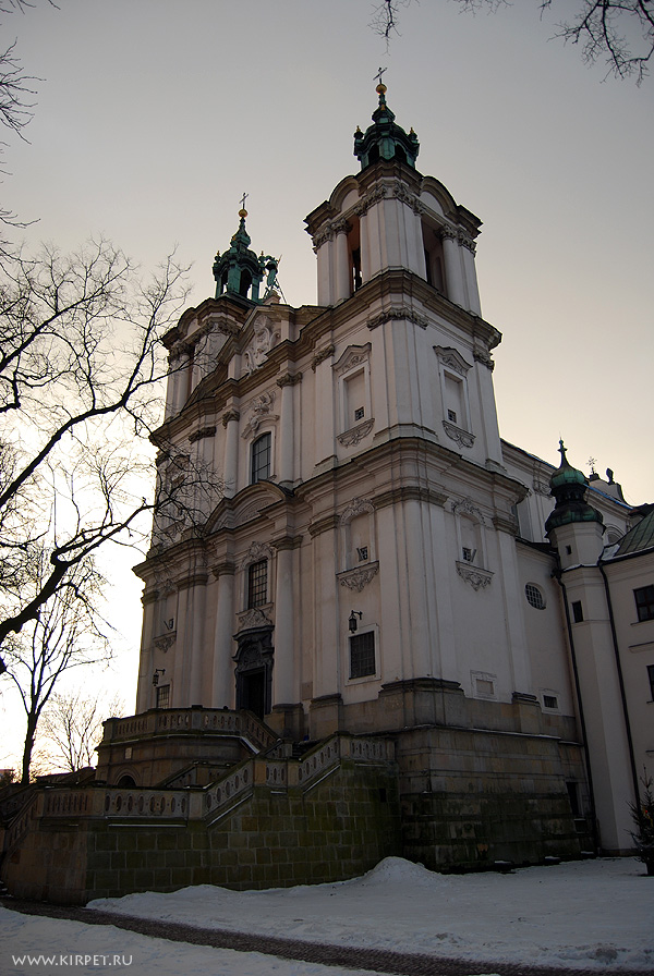 Базилика Св. Архангела Михаила