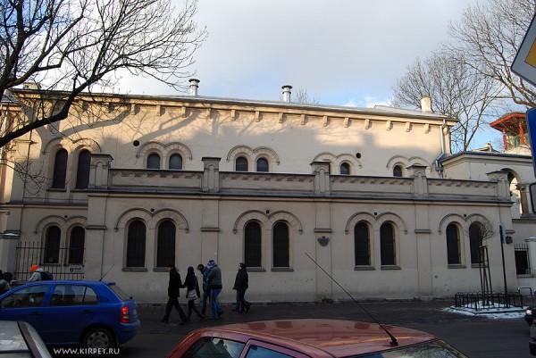 Храмовая синагога