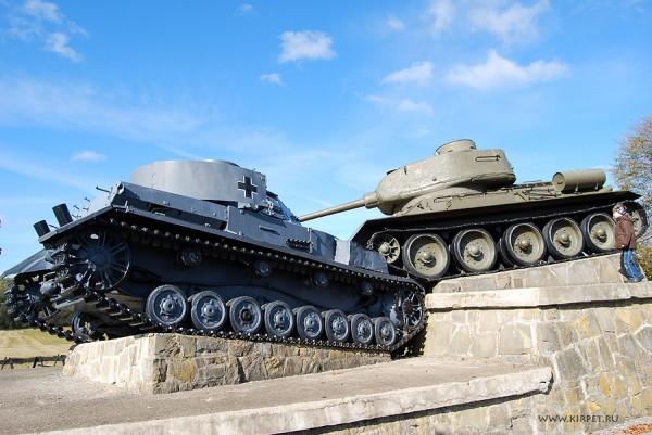 Два танка