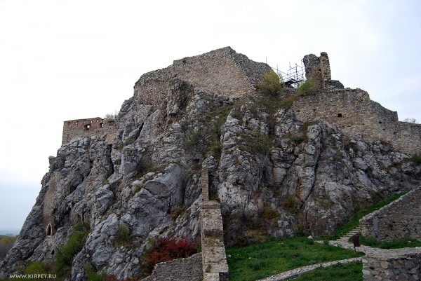 Верхняя крепость