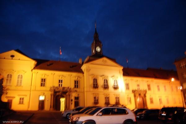 Ночью в Брно