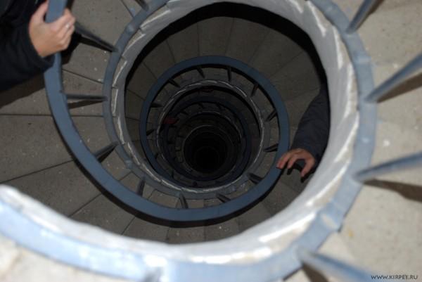 Лестница в минарете