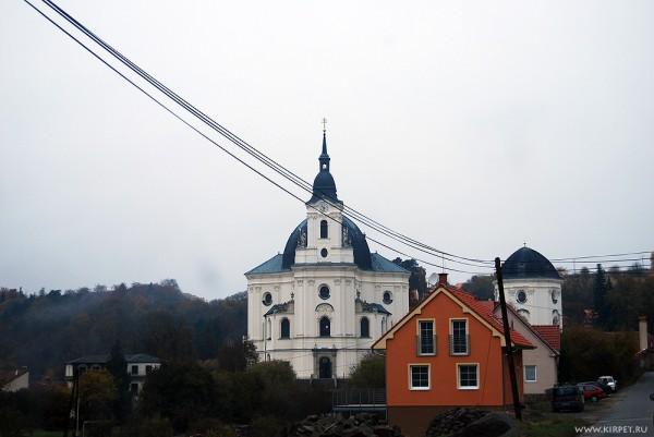 Деревня Кржтины