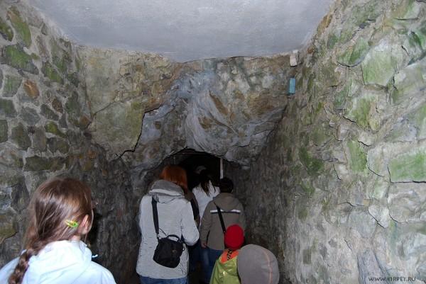Входим в пещеру