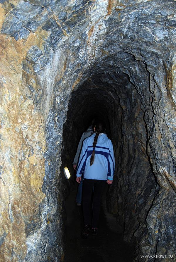 Узкий туннель