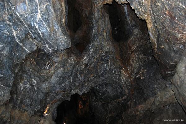 На подземной речке
