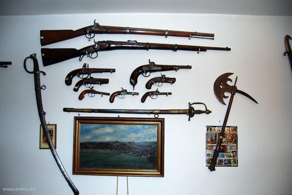 Оружие времен битвы при Аустерлице