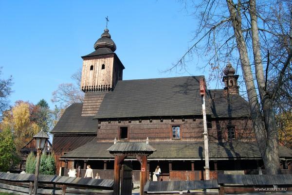 Костел св. Анны из Ветржковице