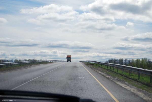 Дорога в Е-бург