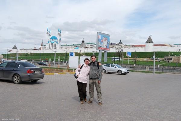 Мы в Казани!