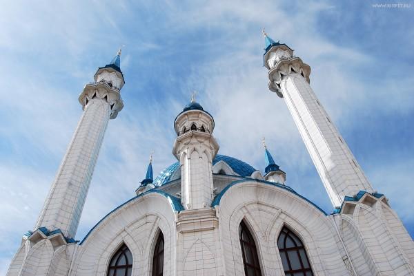 Башни мечети