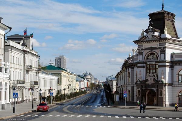Пешком по Казани