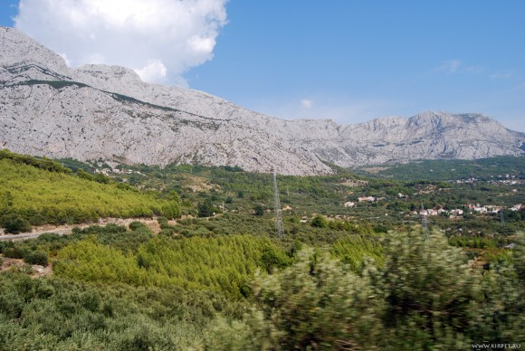 Динарские альпы