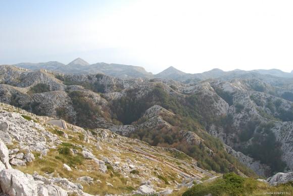 Виды с вершины