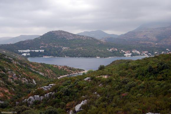 На пути в Дубровник