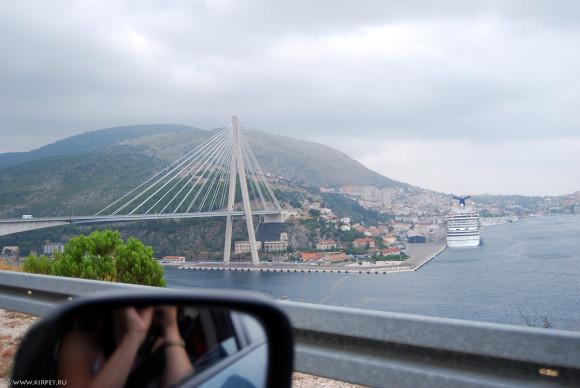 Мост Туджмана