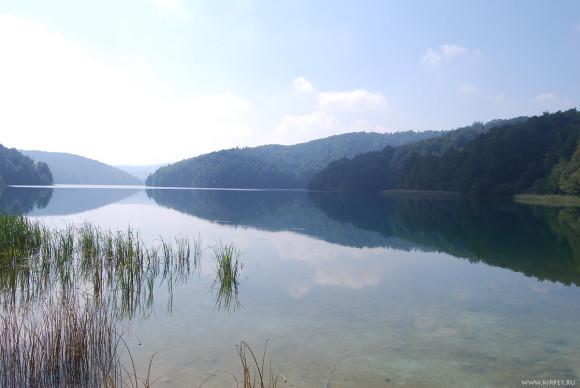 Гладь озер