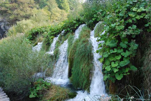 Группа водопадов