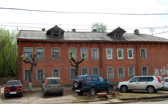 Еще старый дом