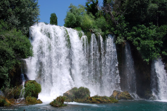 Водопад Рошки