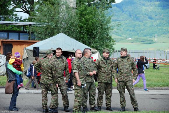 Словацкие вояки