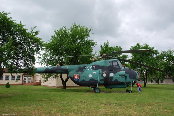 Последний вертолет