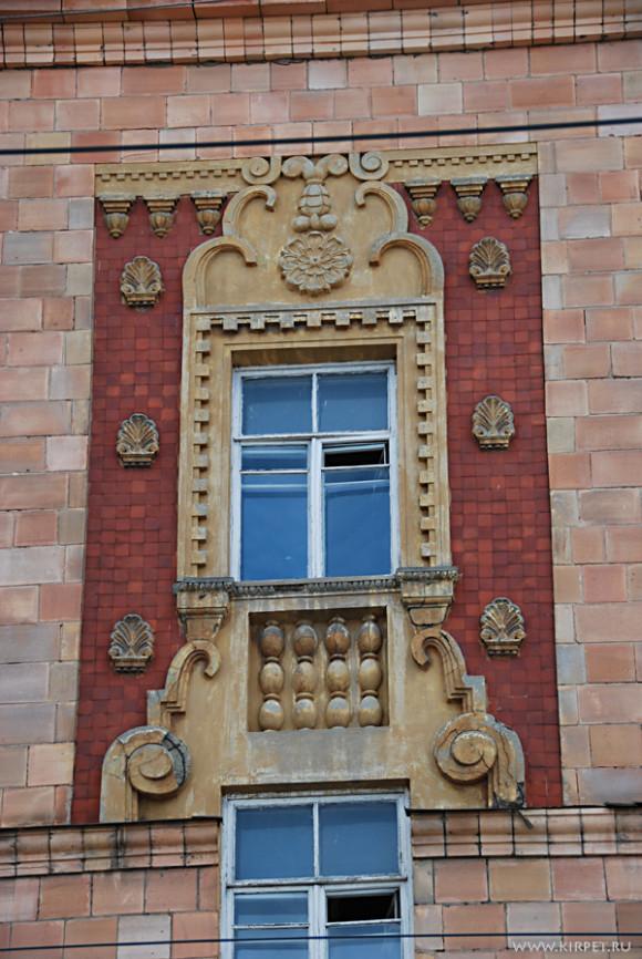 Орнамент фасада