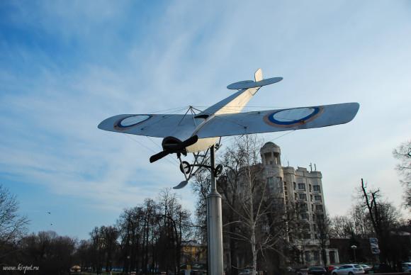 Самолет Нестерова