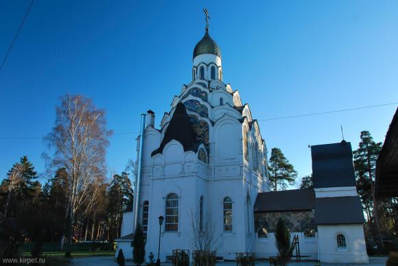 Церковь Спаса на Клязьме