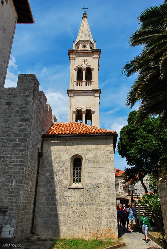 Церковь успения Марии