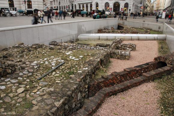 Останки римских строений