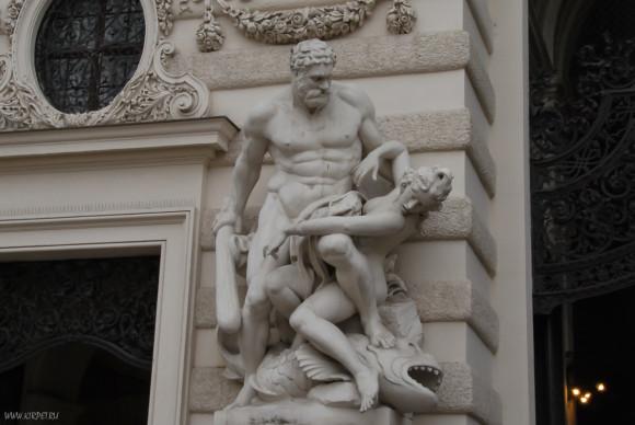 Фрагмент здания