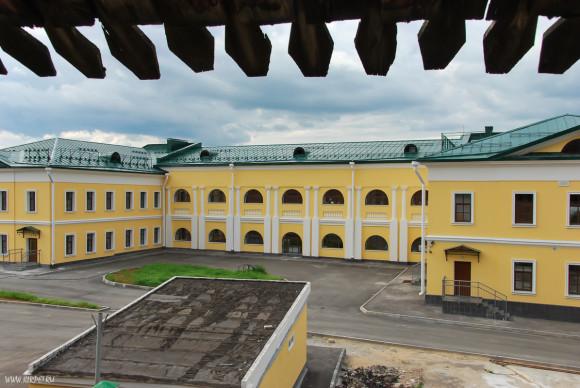 Здания в Кремле