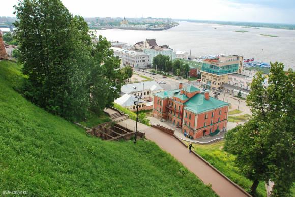 Здание ОВИРа