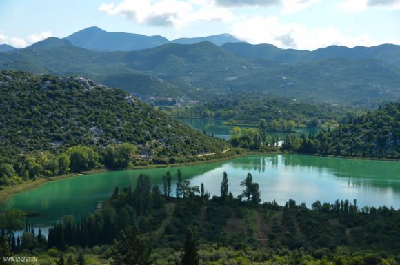 Бачинские озера