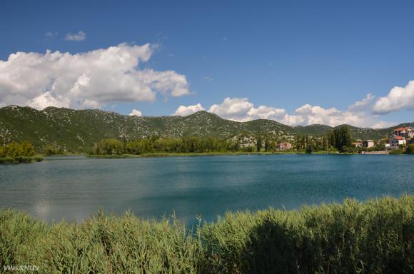 Одно из озер