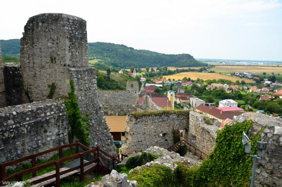 Вид с крепости